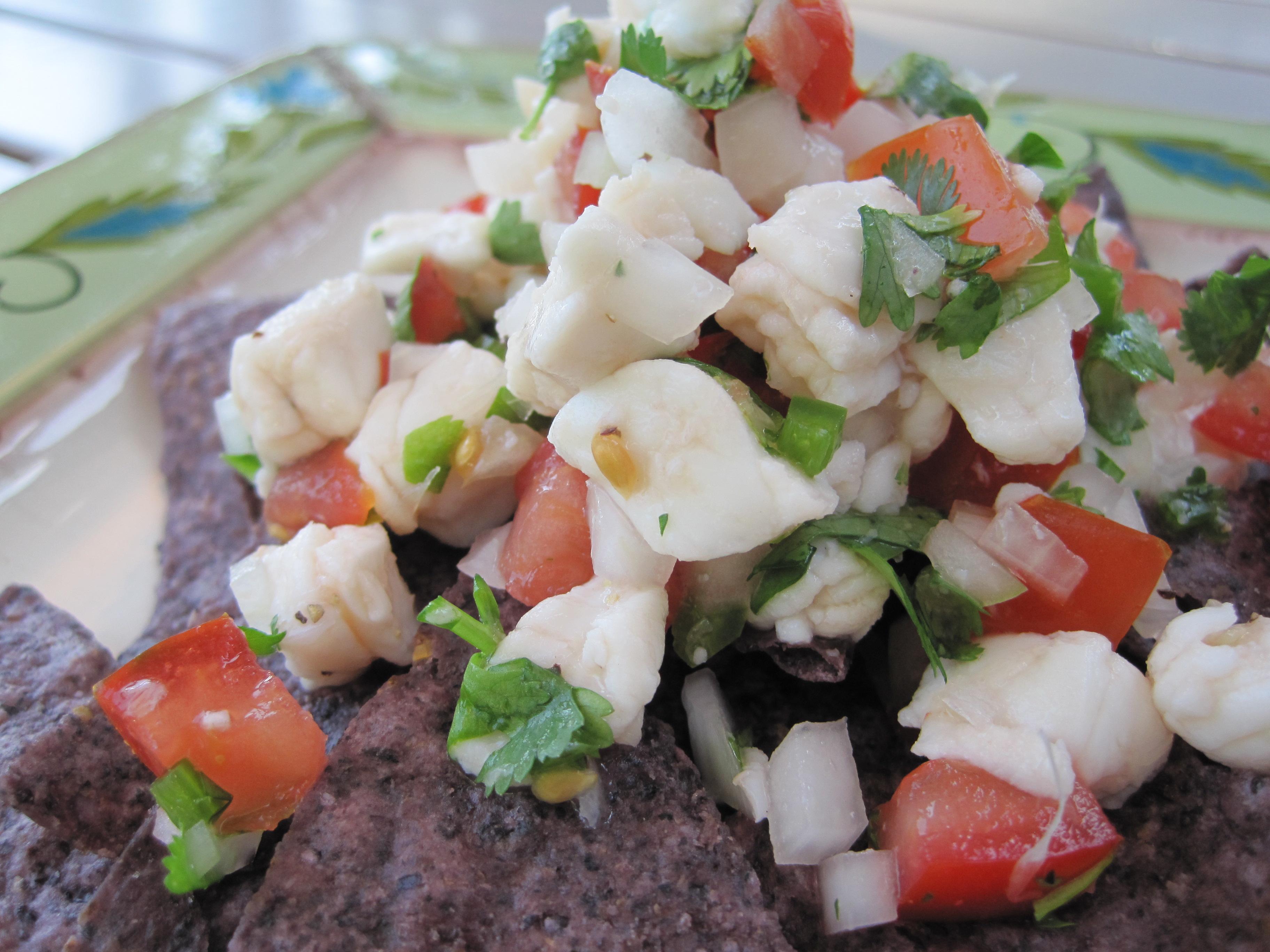 Ceviche Recipe — Dishmaps