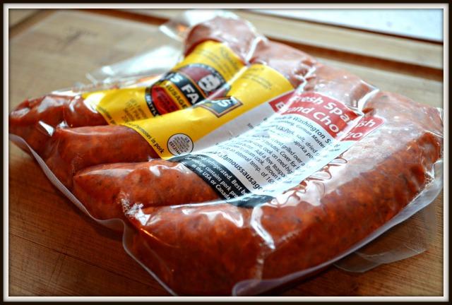 Uli's Spanish Chorizo
