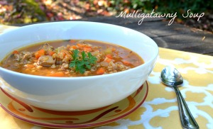 Mulligatawny Soup from Karista's Kitchen